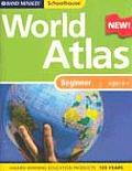 Beginner World Atlas (Rand McNally Schoolhouse)