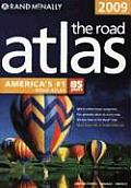 Ra09 Road Atlas, AA (Rand McNally Road Atlas: United States/Canada/Mexico) Cover