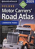 2009 Deluxe Motor Carriers Road Atlas