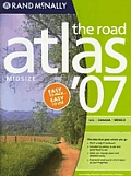 Rand McNally Midsize Road Atlas (Rand McNally Mid-Size Road Atlas) Cover