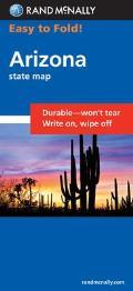 Arizona (Rand McNally Easyfinder)