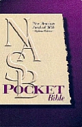 New American Standard Pocket Bible: Bonded Leather