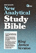 Dickson's New Analytical Study Bible: Cowhide
