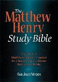 Bible Kjv Matthew Henry Study