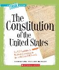 The Constitution of the United States (True Books: American History) Cover
