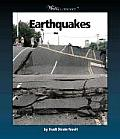 Earthquakes (Watts Library: Earth Science) Cover