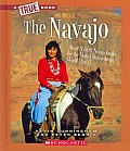 The Navajo (True Books: American History) Cover