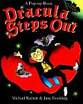 Dracula Steps Out Pop Up
