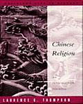 Chinese Religion: An Introduction (Religious Life in History)