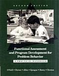 Functional Assessment and Program Development for Problem Behavior : a Practical Handbook (2ND 97 Edition) Cover