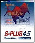 S-Plus 4.5 for Windows