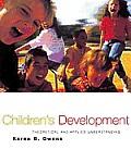 Child & Adolescent Development With Infotrac
