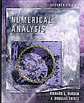 Numerical Analysis 7TH Edition