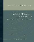 Classical Dynamics of Particles & Sy 5TH Edition