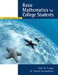 Basic Mathematics For College Students 3