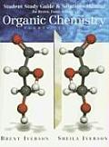Student Study Guide and Solutions Manual for Brown/Foote/Iverson's Organic Chemistry, 4th