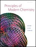 Principles Of Modern Chemistry 6th edition