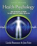 Health Psychology With Infotrac An Int