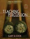 Teaching Percussion -with 2 DVDS (3RD 06 Edition)