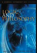 Logic & Philosophy A Modern Introduction