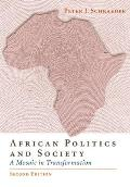 African Politics and Society: A Mosaic in Transformation