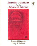 Outlines & Highlights for Essentials of Statistics for the Behavioral Sciences by Gravetter,