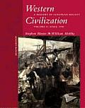 Western Civilization, Volume 2 - With CD (2ND 05 Edition)