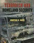 Terrorism and Homeland Security:...