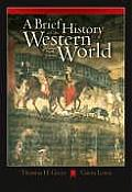 Brief History of Western World - With CD (9TH 05 Edition)