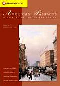 American Passages A History Of The U 2nd Edition