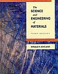 Science & Engineering of Materials 3RD Edition