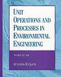 Unit Operations & Processes in Environmental Engineering