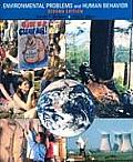 Environmental Problems and Human Behavior