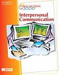 Communication 2000 : Interpersonal Communication - Text Only (2ND 02 Edition) Cover