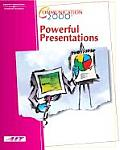 Communication: Powerful Presentations with CDROM Cover