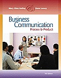 Business Communication Process & Product with Meguffey.com Printed Access Card