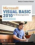 Microsoft Visual Basic 2010 for Windows Applications (11 Edition)