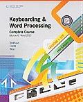 Keyboarding & Word Processing