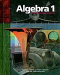 Copyright Upg, SW Algebra 1: An Integrated