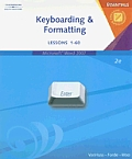 Keyboarding and Formatting Essentials, Lessons 1-60 with CDROM