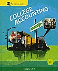 College Accounting Chapters 1 15