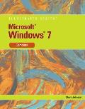Microsoft Windows 7 Illustrated Introductory - Text Only (10 Edition)
