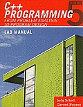 Lab Manual for Malik's C++ Programming: From Problem Analysis to Program Design