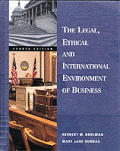 The Legal, Ethical, and International Environment of Business