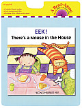Eek! There's a Mouse in the House [With CD (Audio)]