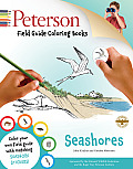 Peterson Field Guide Coloring Books: Seashores [With Sticker(s)] (Peterson Field Guide Coloring Books)