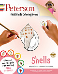 Peterson Field Guide Coloring Book Shells