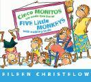Cinco Monitos Sin NADA Que Hacer / Five Little Monkeys With Nothing To Do (Five Little Monkeys Story)