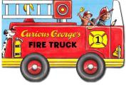 Curious George's Fire Truck (mini movers shaped board books)