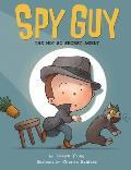 Spy Guy The Not So Secret Agent